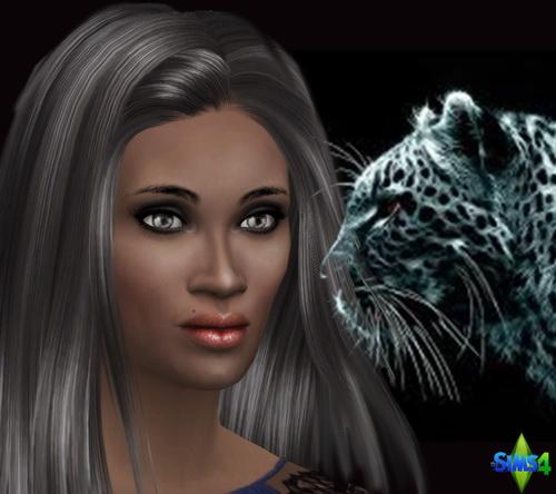 Les Sims 4 Passion: Naomie WAITS
