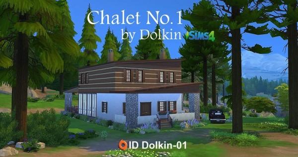 Ihelen Sims: Chalet No.1 by Dolkin