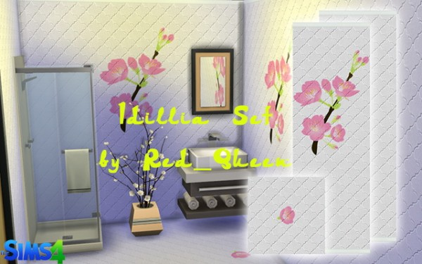 Ihelen Sims: Idillia Set by Red Queen