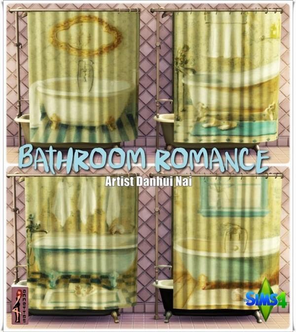 Annett`s Sims 4 Welt: Bathroom Romance   Tub & Pictures