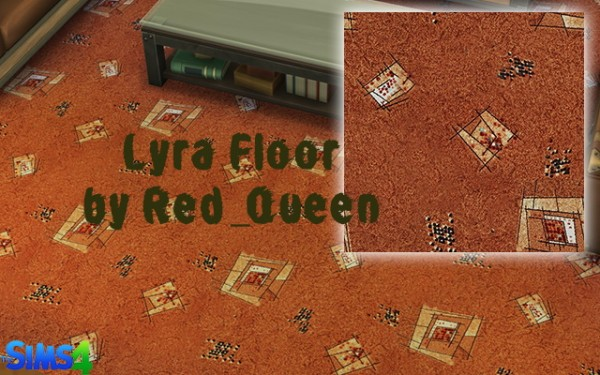 Ihelen Sims: Lyra Floor by Red Queen