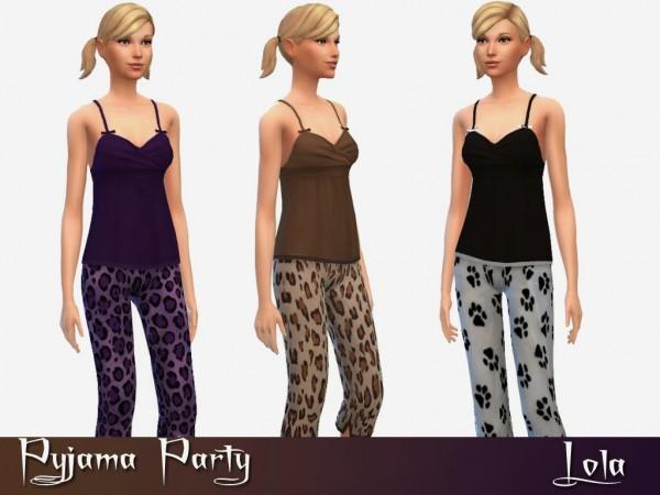 Sims and Just Stuff: Nightwear