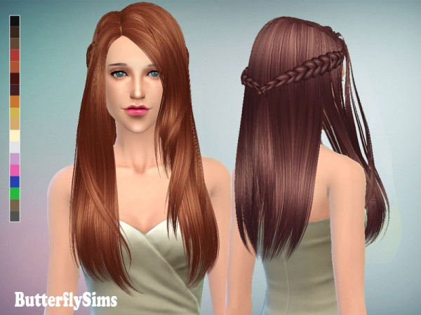 Butterflysims: Hairstyle  136