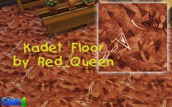 Ihelen Sims: Kadet Floor by Red Queen