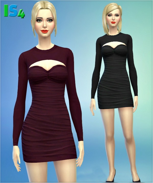 Sims 4 Cc S The Best Windows By Tingelingelater: Irida Sims 4: Dress 14_I • Sims 4 Downloads