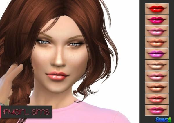 NY Girl Sims: Lipstick No. 1