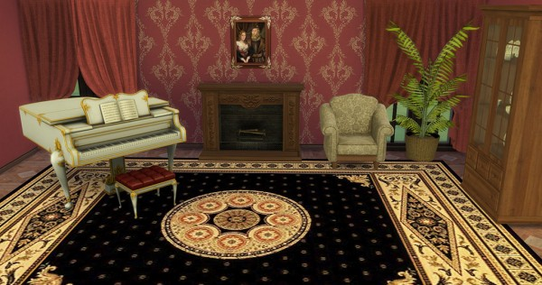 Sims Creativ Wallpapers Chateau Versailles By Hellen