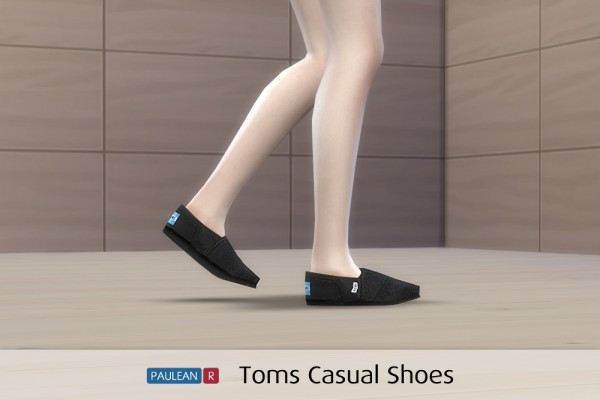 Paluean R Sims: Toms Casual Shoes