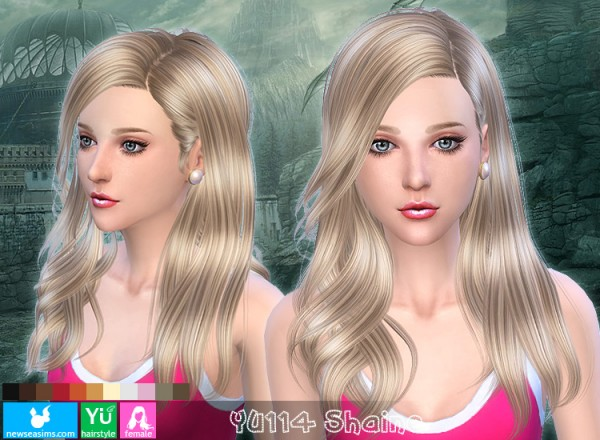 NewSea: Yu 114 Shine