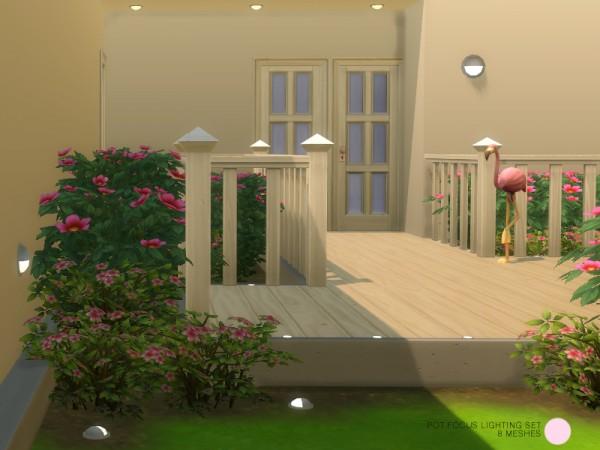 The Sims Resource: Pot Focus Lighting Setby DOT