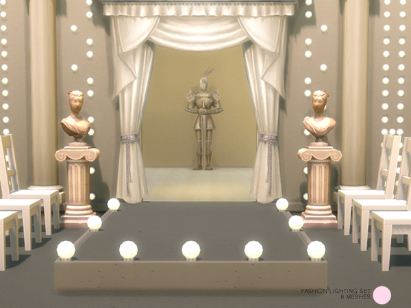 The Sims Resource Fashion Lighting Set By Dot Sims 4