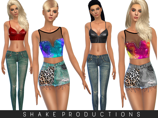 The Sims Resource: Set 11 by ShakeProductions