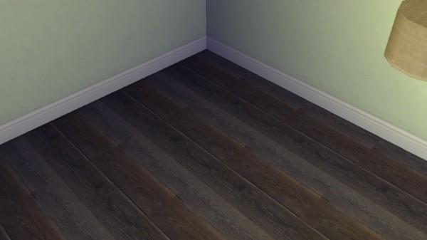 Sims4Luxury: Floor natural wood