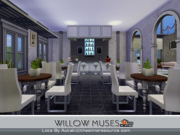 The Sims Resource: Willow Muses by Autaki