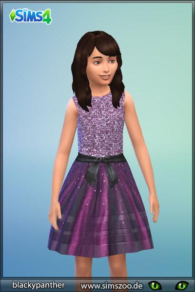 Blackys Sims 4 Zoo: Kids dress 14