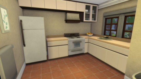Totally Sims: Mediterranean Mansion