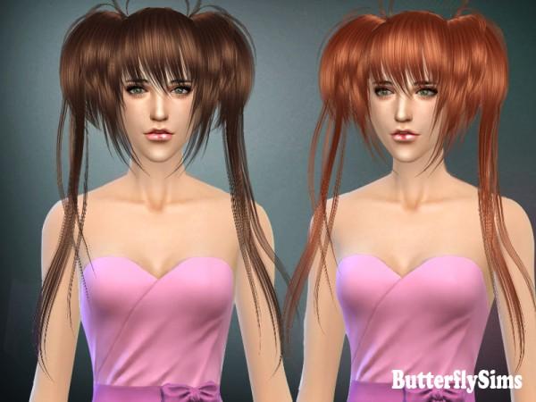 Butterflysims: Hair 022