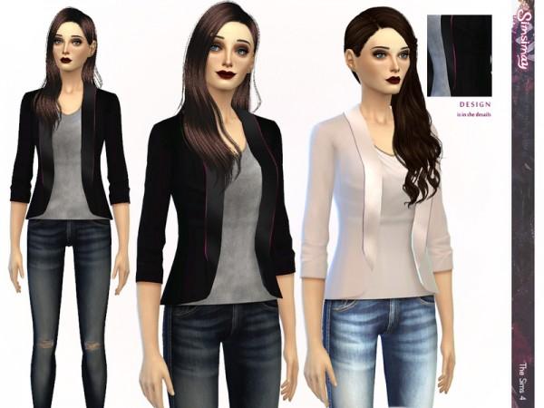 The Sims Resource: Street Fashion Mix & Match Set by Simsimay