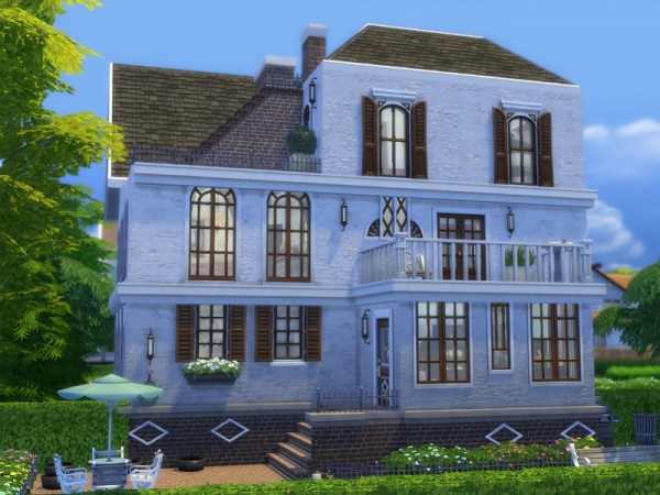The Sims Resource: Irving Estate by Ineliz