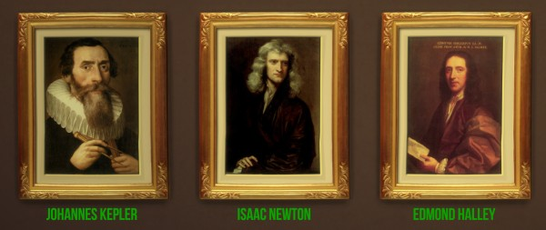 Mod The Sims: Great Scientists   9 Portraits Paintings Pack 1 by ironleo78