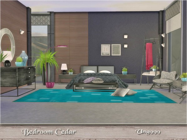 The Sims Resource: Bedroom Cedar by ung999