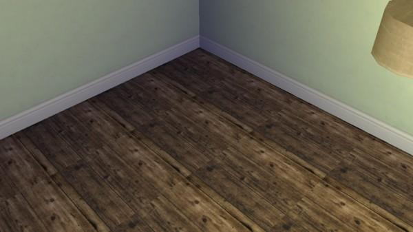 Sims4Luxury: Floor natural wood 2