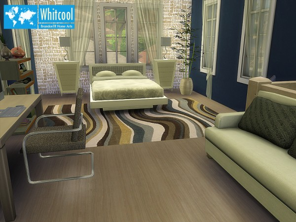 The Sims Resource: Whitcool Fully Furnished by BrandonTR