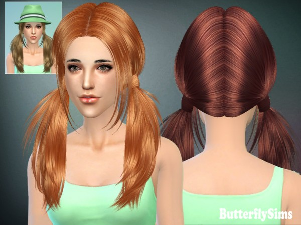Butterflysims: Hairstyle 068