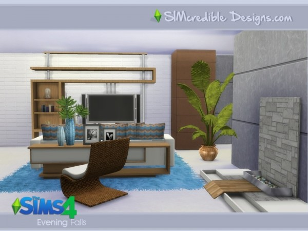 The Sims Resource: Evening Falls by SIMcredible!