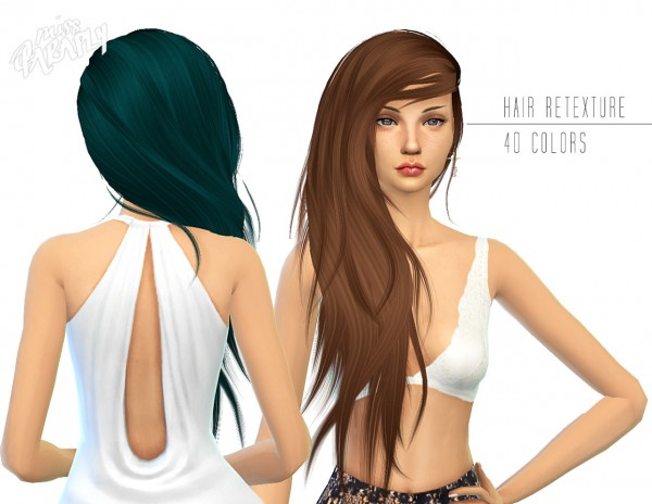 Miss Paraply: Retexture of Stealthic Vanity