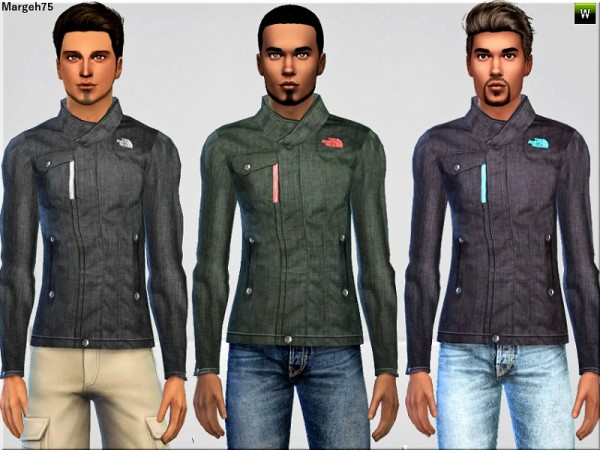 Sims 3 Addictions Hugo Jacket By Margies Sims Sims 4