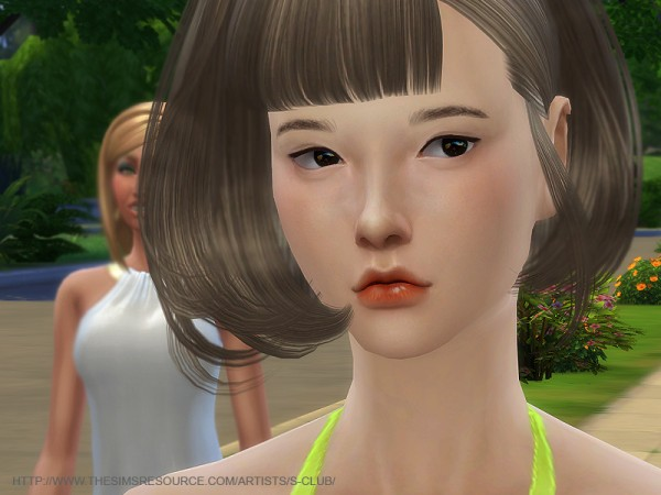The Sims Resource: Eyebrows 14 F  by S Club