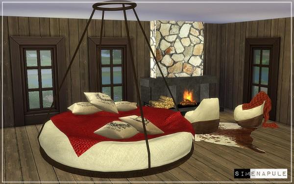 Simenapule: Bedroom Set Hamal