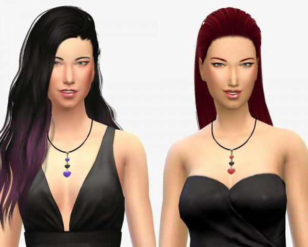 19 Sims 4 Blog: Valentins earrings