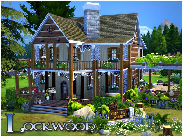 Akisima Sims Blog: Lockwood