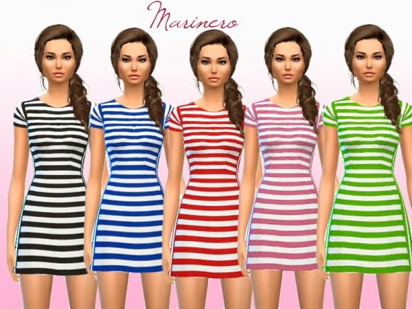 Laupipi: Marinero dress
