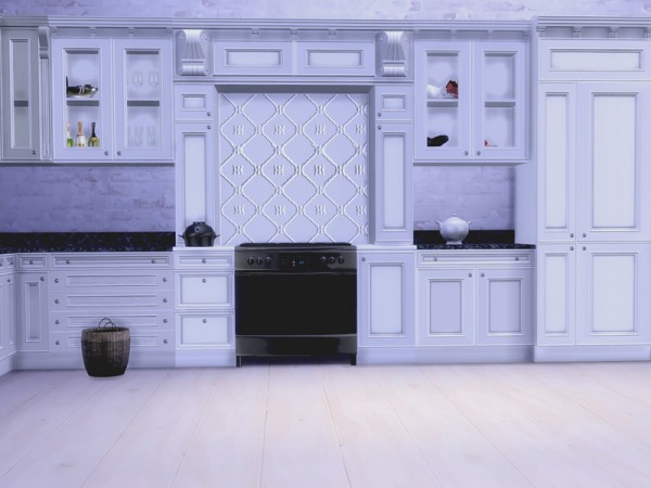 The Sims Resource Kitchen Clive By Shinokcr Sims 4