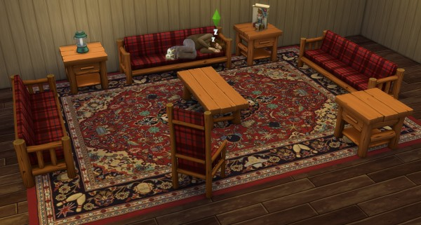 ... Mod The Sims: The Big Lebowski Area Rugs By Ironleo78