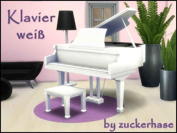 Akisima Sims Blog: Piano