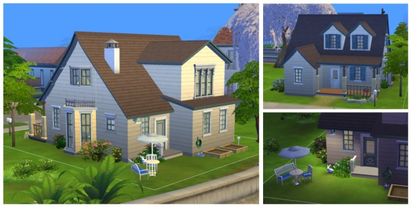 Mod The Sims: Cozy for Three by ImAries