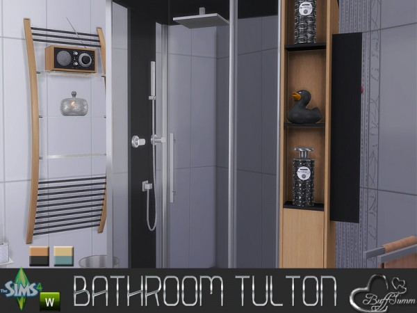 The Sims Resource Tulton Bathroom By Buffsumm Sims 4