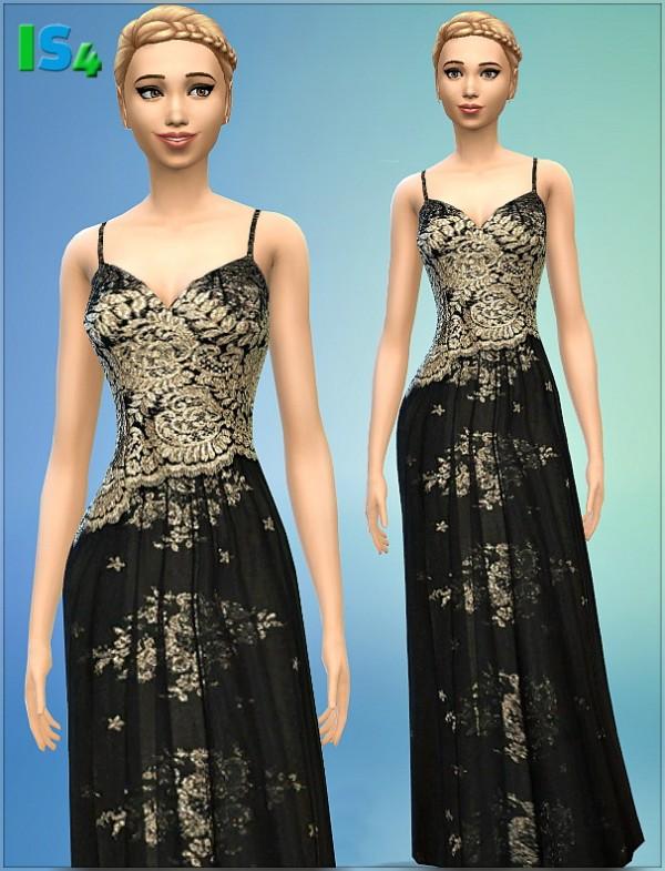 Irida Sims 4: Dress 21 I