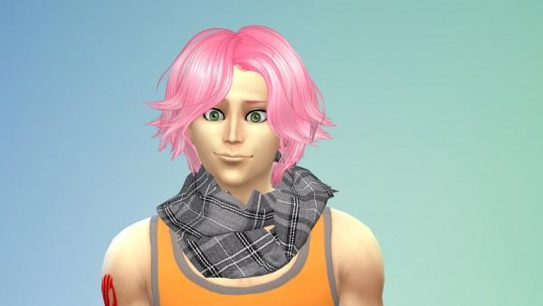 NG Sims 3: Natsu & Lucy