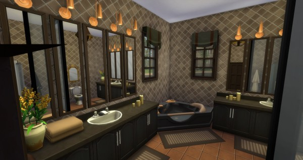 Lacey Loves Sims Spanish Villa Sims 4 Downloads