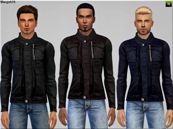 Sims 3 Addictions: BlackHawk Jacket by Margies Sims