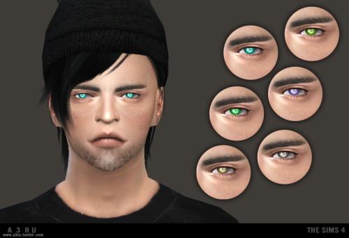 A3RU: Ember Eyes