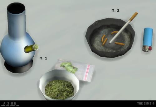 A3RU: Various Drug Clutter
