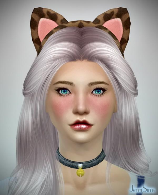 Jenni Sims: New Mesh Accessory Kitty Headband