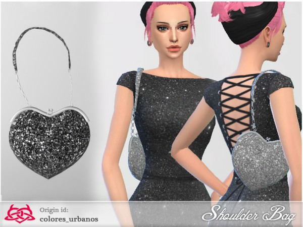 The Sims Resource Shoulder Bag 01 By Colores Urbanos