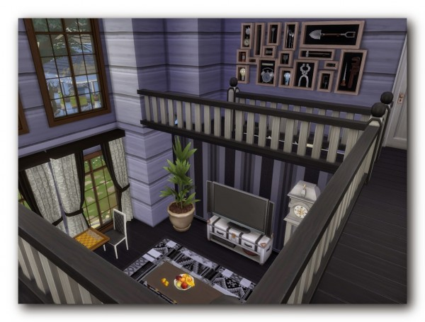Architectural tricks from Dalila: Russian modern house